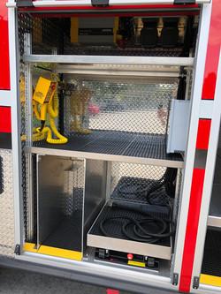 EVI 16 ft. walk-in water rescue unit