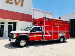 EVI 16 Ft. Water Rescue Truck