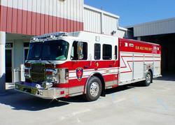 EVI Non-Walk-In Heavy Rescue Truck