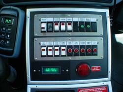 20-Ft. Law Enforcement Vehicle