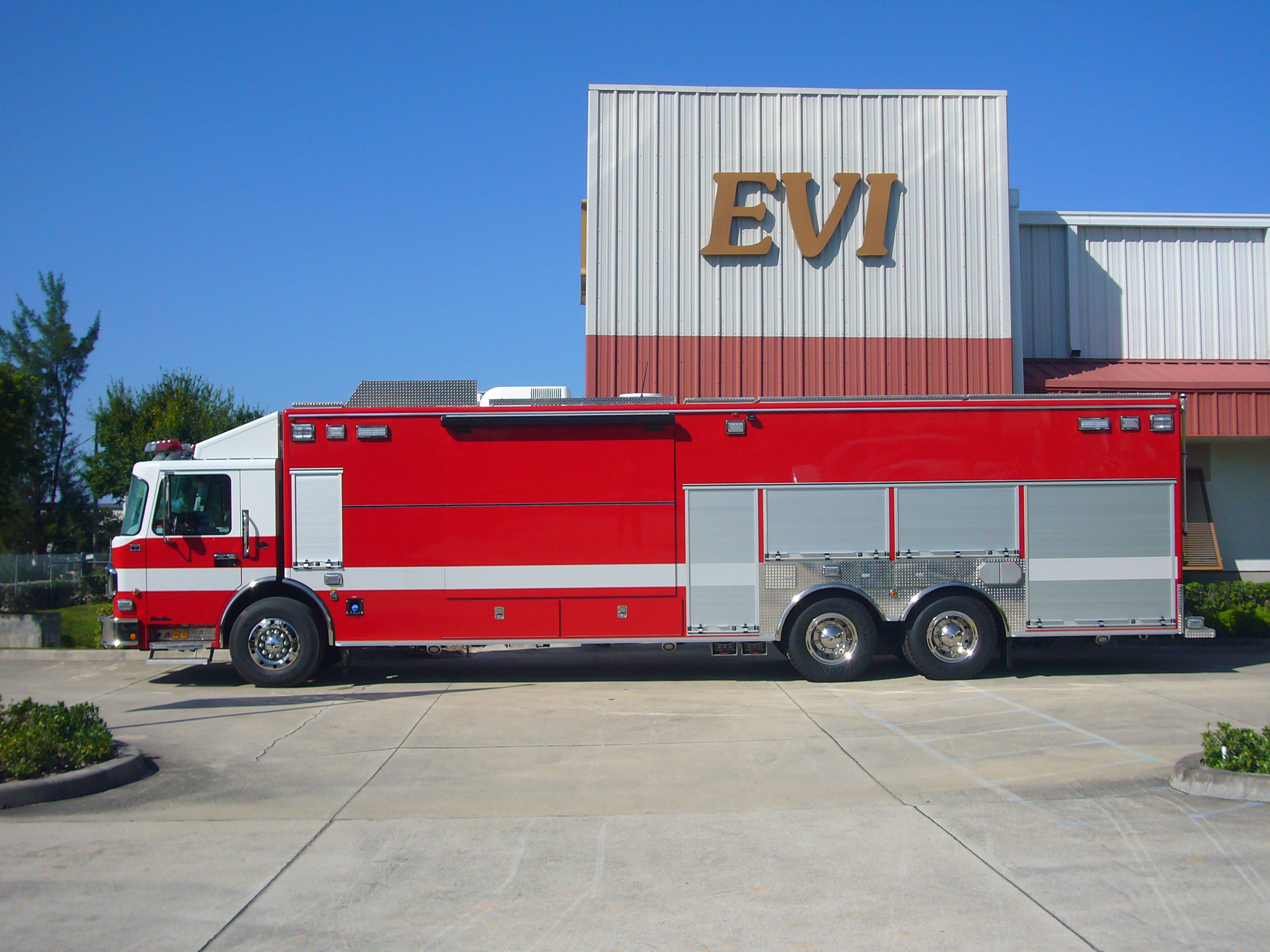32-Ft. Hazardous Materials Response