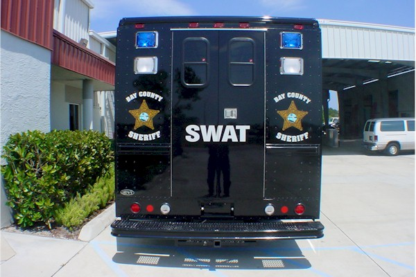 16-Ft. SWAT Transport Vehicle