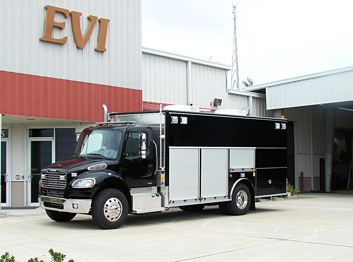 EVI Walk-In Hazardous Device Squad