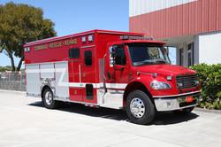 EVI Crew Body Fire Rescue Truck