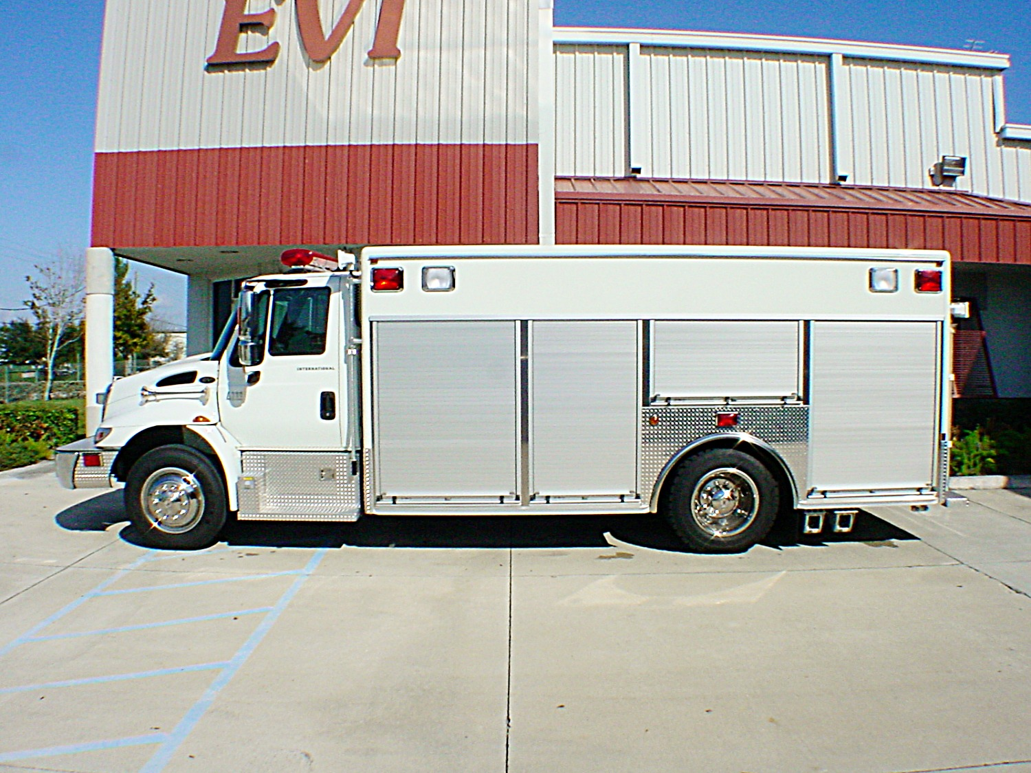 EVI Quick Response Body