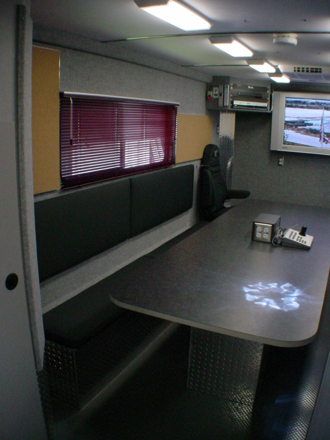 30-Ft. Command Post Vehicle