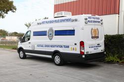 Hostage Negotiation Vehicle