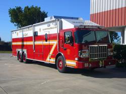 34-Ft. Crew Body CBRNE Vehicle