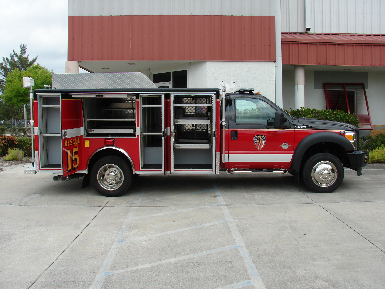 12-Ft. Non-Walk-In Rescue