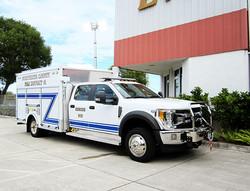 EVI 12-Ft. Non-Walk-In Rescue Truck