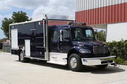 20-Ft. Walk-In EOD Response Vehicle