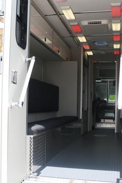 18-Ft. Step Van SWAT Truck