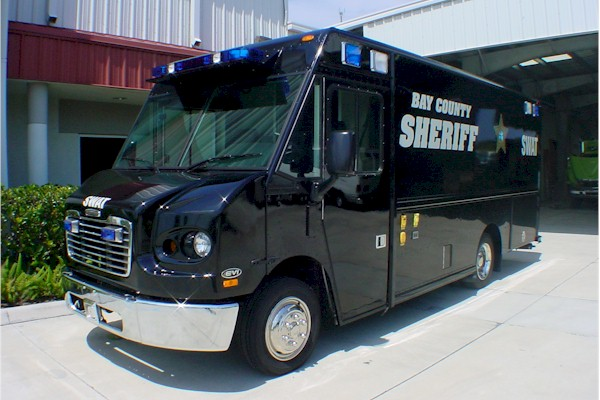 EVI 16-Ft. SWAT Transport Vehicle