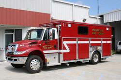 EVI custom 19 ft crew body rescue