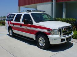 Battalion Command Vehicle