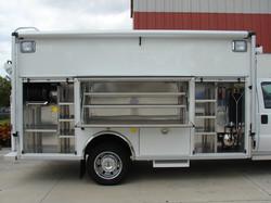 14-Ft Walk-In DEA Lab Safety Vehicle