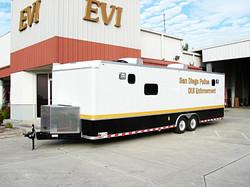 EVI 28-Ft. DUI Trailer