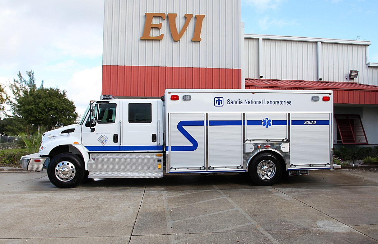 EVI Emergency Response Team Squad