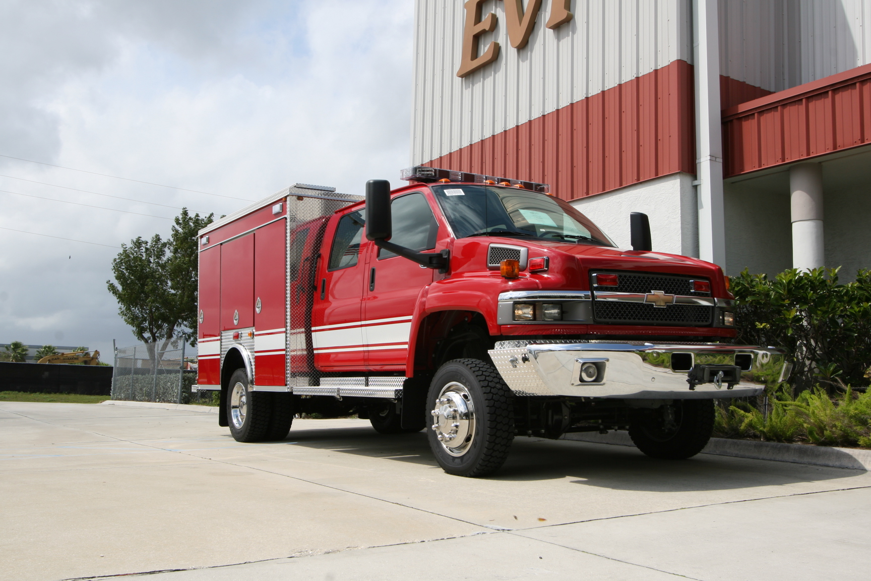 10-Ft. Quick Attack Fire Truck