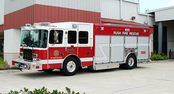 EVI 18-Ft. Non-Walk-In Rescue Squad