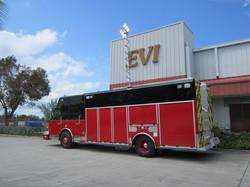 20 Foot EVI Custom Rescue Truck