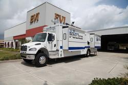 EVI 32-Ft. Mobile Command Center