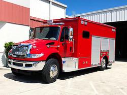 EVI 18 ft crew body rescue apparatus