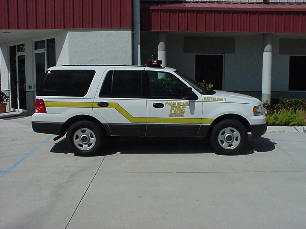 Battalion Commander Vehicle