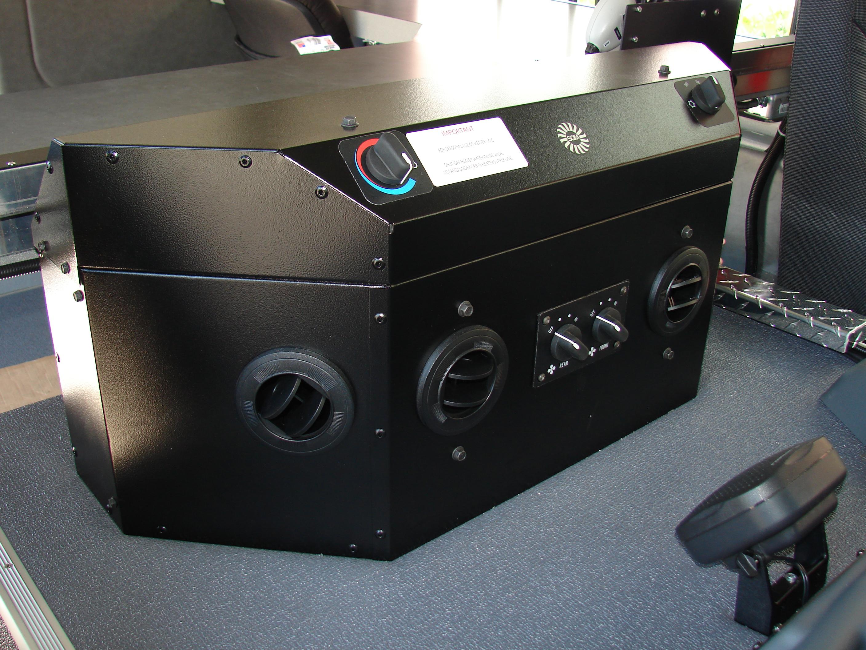 18-Ft. Non-Walk-In Haz-Mat Engine