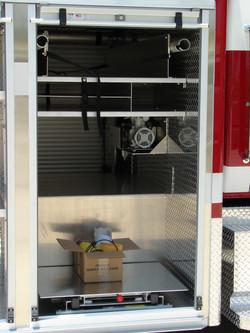 15-Ft. Walk-In Rescue Truck
