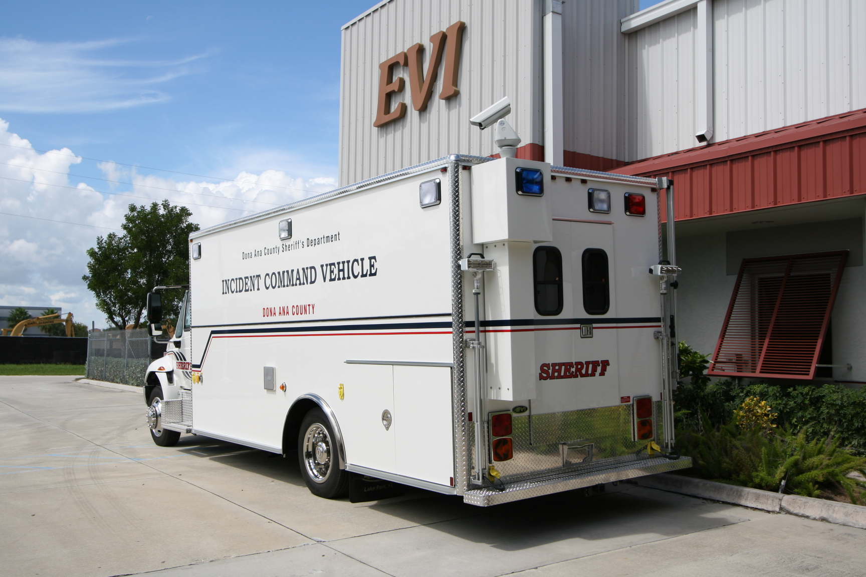 18-Ft. Command/Response Vehicle