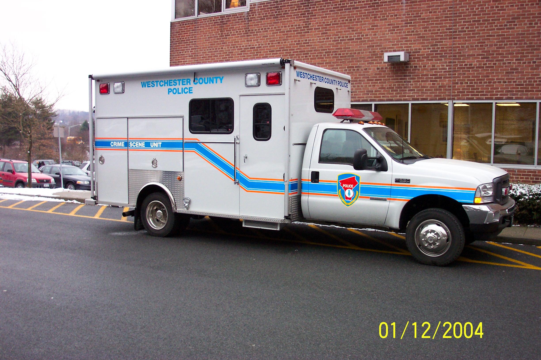 14-Ft. Crew Body | Crime Scene