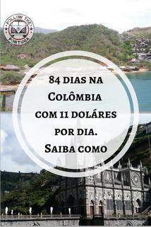 Gasto de Viagem - Colômbia