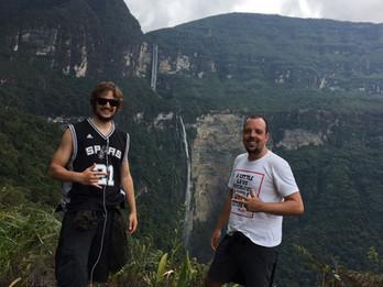 Gocta, a quinta maior cachoeira do mundo