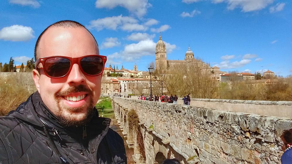 Ponte Romana em Salamanca