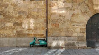 A cidade das Igrejas - Salamanca - Espanha