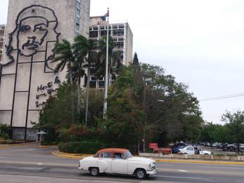 Havana, a capital cubana.