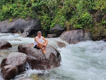 Conhecendo Cachoeira da Pedreira e Poço Azul - Lavrinhas/SP