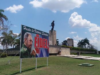 Santa Clara, cidade do Che Guevara.