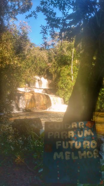 Visitando a Cachoeira da Graça - Cotia