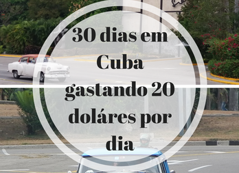Custo de Viagem - Cuba