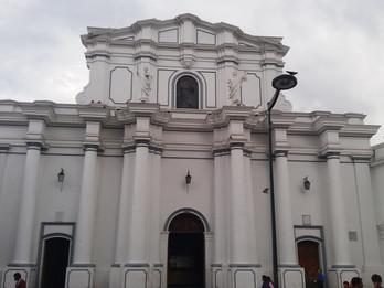Popayán, a cidade branca.