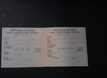 Como tirar o visto para Cuba?