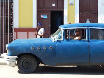 Trinidad, a Paraty Cubana.