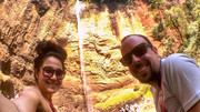 Conhecendo a Cachoeira do Saltão em Itirapina.