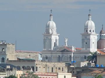 Santiago de Cuba, terra de Fidel Castro.
