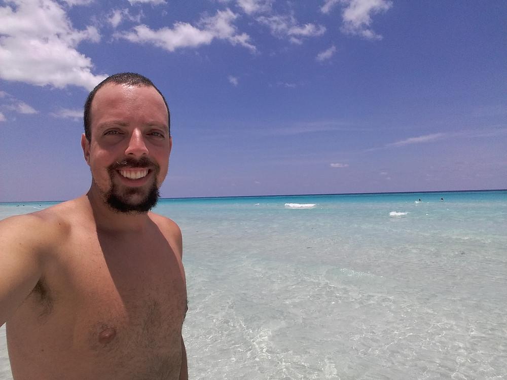 Mar perfeito em Varadero