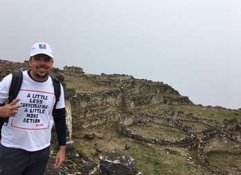 Kuelap, a Machu Pichu do Norte Peruano.