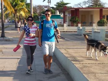 EUA x CUBA