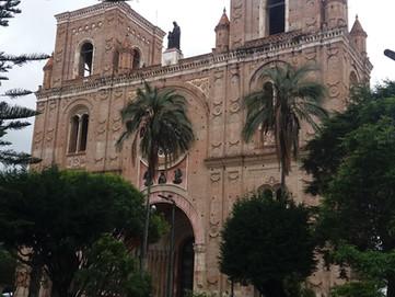 Cuenca, a cidade mais bonita do Equador.